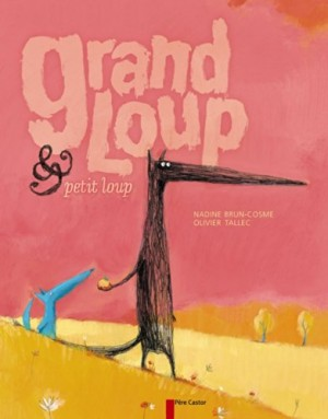"Afficher ""Grand loup & petit loup"""