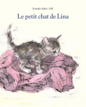 """Afficher """"Le petit chat de Lina"""""""