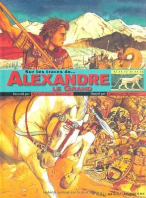 """Afficher """"Sur les traces de Alexandre le Grand"""""""
