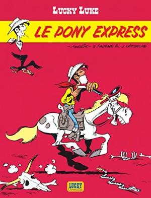 "Afficher ""Lucky Luke n° 28Le Pony express"""