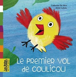 vignette de 'Le premier vol de Coulicou (Da Silva, Catherine)'