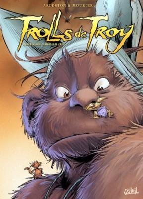 """Afficher """"Trolls de Troy n° 16 Poils de trolls : 16"""""""