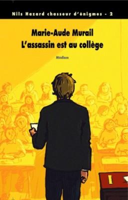 """Afficher """"Nils Hazard chasseur d'énigmes L'assassin est au collège"""""""