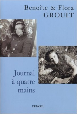 "Afficher ""Journal à quatre mains"""