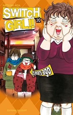 """Afficher """"Switch girl !! n° 20"""""""