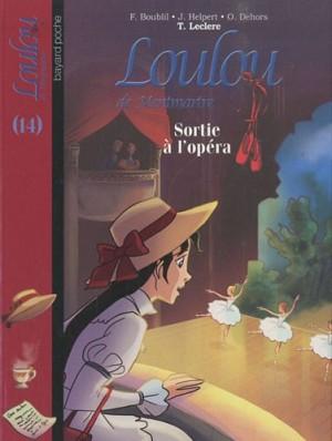 """Afficher """"Loulou de Montmartre n° 14 Sortie à l'opéra"""""""