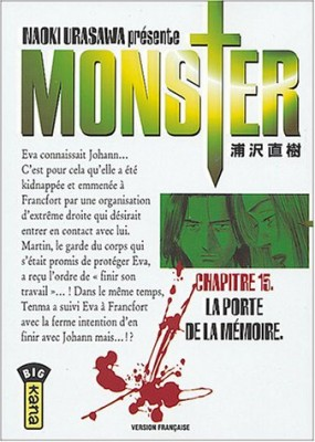 "Afficher ""Monster. n° 15 La porte de la mémoire"""
