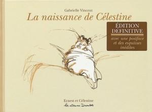 vignette de 'Ernest et Célestine<br />La naissance de Célestine (Gabrielle Vincent)'