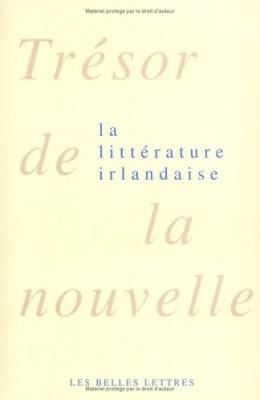 """Afficher """"Trésor de la nouvelle de la littérature irlandaise"""""""