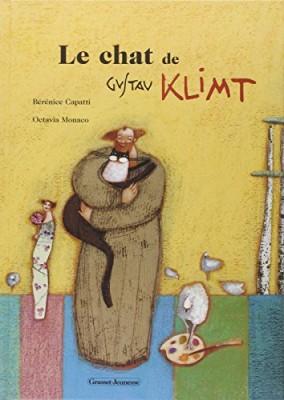 """Afficher """"chat de Gustav Klimt (Le)"""""""
