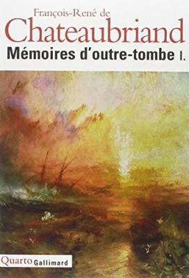 """Afficher """"Mémoires d'outre-tombe"""""""