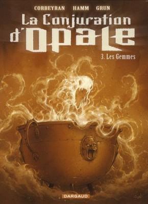 """Afficher """"La conjuration d'Opale n° 3 Les gemmes"""""""