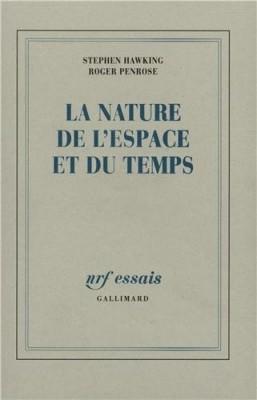"""Afficher """"nature de l'espace et du temps (La)"""""""