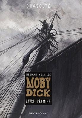 vignette de 'Moby Dick n° 1 (Christophe Chabouté)'