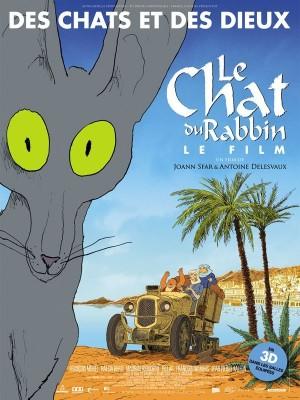 """Afficher """"Le chat du rabbin"""""""