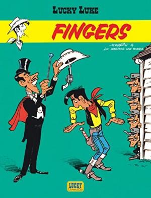 """Afficher """"Lucky Luke n° 22 Fingers"""""""