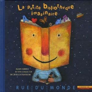 """Afficher """"Le petite bibliothèque imaginaire"""""""