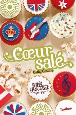 """Afficher """"Les filles au chocolat n° 3.5 Coeur salé"""""""