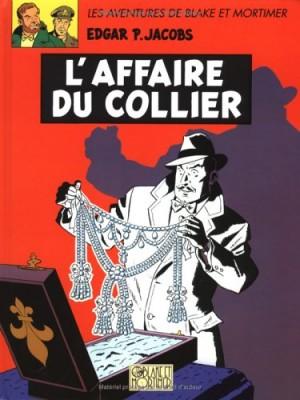 """Afficher """"Blake et Mortimer n° 10 L'Affaire du collier"""""""