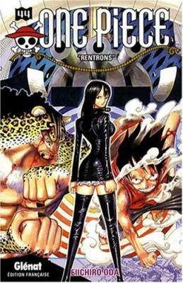 "Afficher ""One Piece n° 44 Rentrons"""