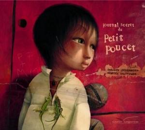 vignette de 'Journal secret du Petit Poucet (Philippe Lechermeier)'