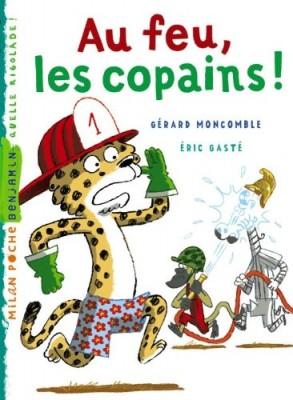 """Afficher """"Gaspard le léopard Au feu, les copains !"""""""