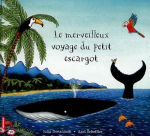 """Afficher """"Le merveilleux voyage du petit escargot"""""""