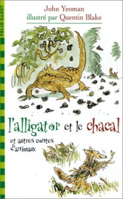 "Afficher ""L'alligator et le chacal"""