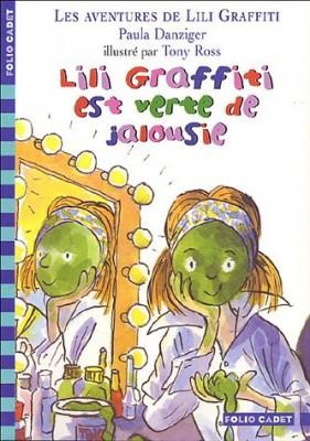 "Afficher ""Lili Graffiti n° 9 Lili Graffiti est verte de jalousie"""