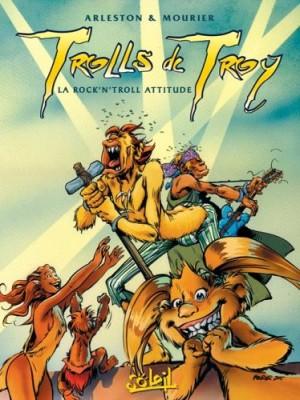 """Afficher """"Trolls de Troy n° 8 Rock'n troll attitude"""""""