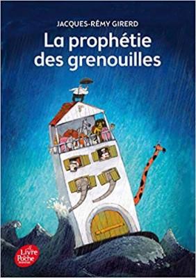 """Afficher """"La Prophétie des grenouilles"""""""