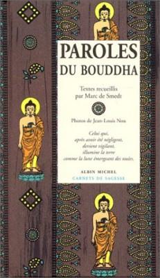 """Afficher """"Paroles du Bouddha"""""""
