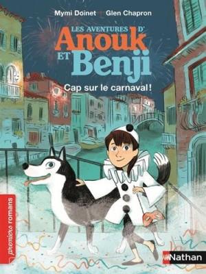 """Afficher """"Les aventures d'Anouk et BenjiCap sur le carnaval !"""""""