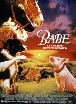"""Afficher """"Babe Babe, le cochon devenu berger"""""""