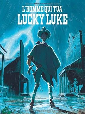 vignette de 'Lucky Luke<br /> L' homme qui tua Lucky Luke (Matthieu Bonhomme)'