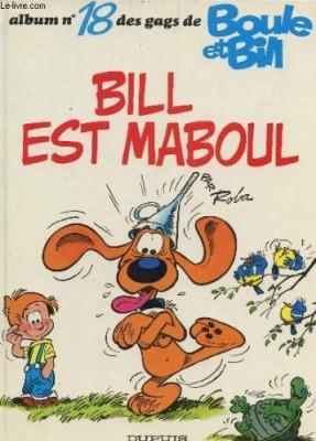 """Afficher """"Bill est maboul"""""""