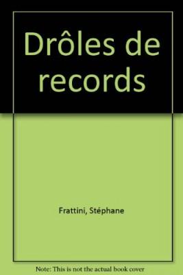"""Afficher """"Drôles de records"""""""