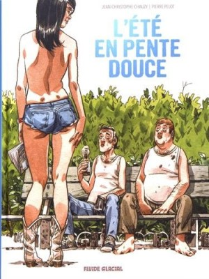 vignette de 'L'été en pente douce (Pierre Pelot)'