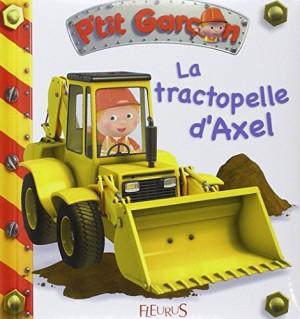 "Afficher ""Le tractopelle d'Axel"""