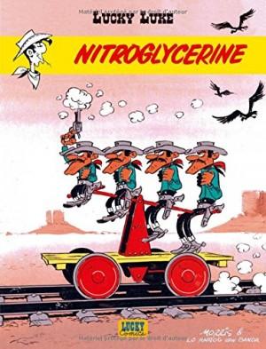 "Afficher ""Lucky Luke n° 25 Nitroglycérine"""