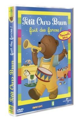 """Afficher """"Petit ours brun Petit ours brun fait des farces!"""""""