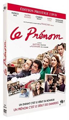 """Afficher """"Le Prénom"""""""