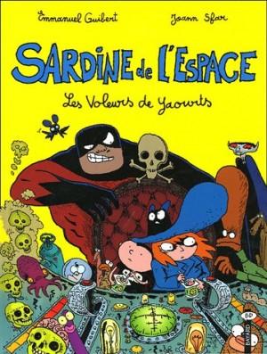 """Afficher """"Sardine de l'espace n° 4 Les voleurs de yaourts"""""""
