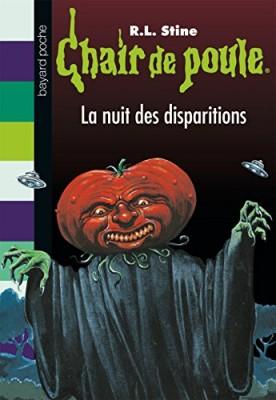 """Afficher """"Chair de poule n° 73 La nuit des disparitions"""""""