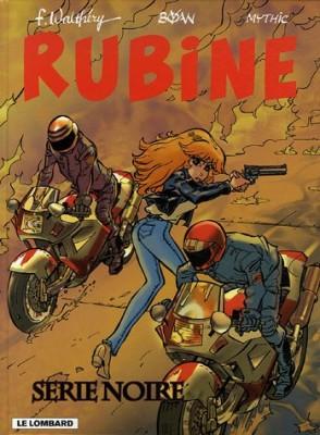 """Afficher """"Rubine n° 10 Série noire"""""""