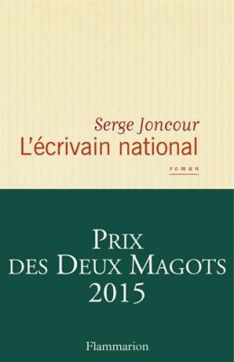 "Afficher ""L'écrivain national"""