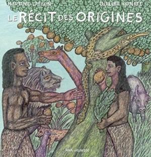 """Afficher """"Le Récit des origines"""""""