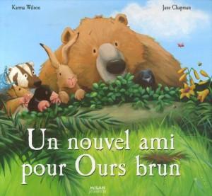 """Afficher """"Un nouvel ami pour Ours brun"""""""