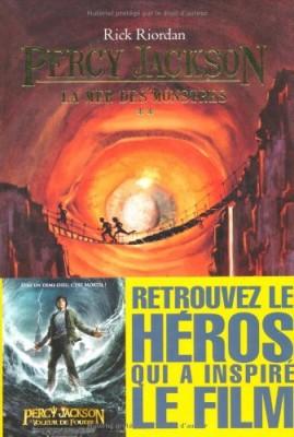 """Afficher """"Percy Jackson n° 2 La mer des monstres"""""""