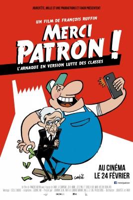 vignette de 'Merci patron ! (François Ruffin)'